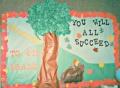 Best Bulletin Board Contest on Istagram designed to reward teachers