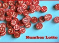 diy math manipulatives, number lotto, easy math games, easy math lesson