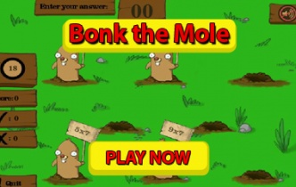 Play Bonk the Mole
