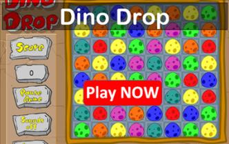 Play Dino Drop