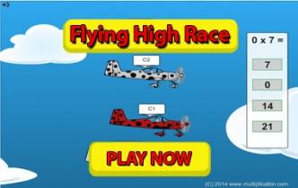 Play Flying High II - Addition