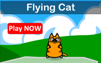 Play Flying Cat