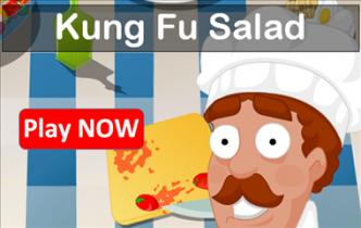 Play Kung Fu Salad