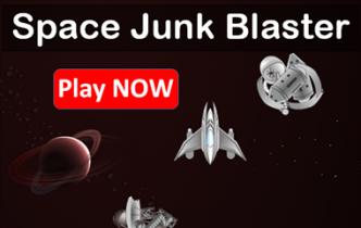 Play Space Junk Blaster