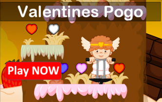 Play Valentines Pogo Game